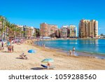 torrevieja  spain   november 13 ... | Shutterstock . vector #1059288560