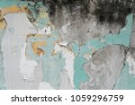 chipped paint texture with... | Shutterstock . vector #1059296759