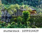 gunung kawi  temple and... | Shutterstock . vector #1059314429