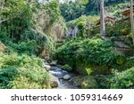 gunung kawi  temple and... | Shutterstock . vector #1059314669