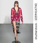 new york  ny   february 10 ... | Shutterstock . vector #1059414740