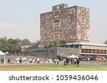 mexico city   april 9  2016 ... | Shutterstock . vector #1059436046
