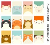 banner  background  flyer ... | Shutterstock .eps vector #1059436940
