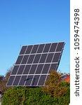 Small photo of Solar panels, alternative energy
