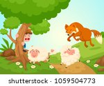 illustration of isolated the... | Shutterstock .eps vector #1059504773