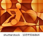 vector design of people... | Shutterstock .eps vector #1059506864