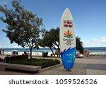 surfers paradise  australia  ...   Shutterstock . vector #1059526526