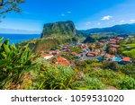 view of  sao roque do faial... | Shutterstock . vector #1059531020
