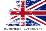 flag of the great britain.... | Shutterstock .eps vector #1059557849