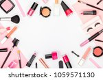 set of professional decorative...   Shutterstock . vector #1059571130