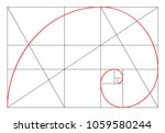 minimalistic style design.... | Shutterstock .eps vector #1059580244