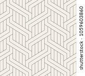 vector seamless pattern.... | Shutterstock .eps vector #1059603860