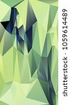 abstract polygonal mosaic... | Shutterstock .eps vector #1059614489