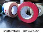 colorful tapes  decorative wasi ... | Shutterstock . vector #1059626654