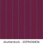 isometric grid. vector seamless ... | Shutterstock .eps vector #1059636836