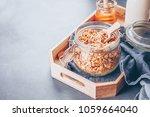 ingredients for healthy... | Shutterstock . vector #1059664040