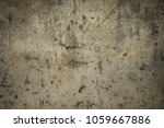concrete wall background | Shutterstock . vector #1059667886