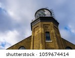 the old bow creek lighthouse at ... | Shutterstock . vector #1059674414