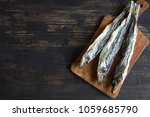 Sun Dried Fish  Salted Smelts...