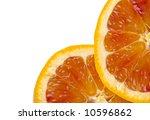 orange slices | Shutterstock . vector #10596862
