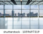 panoramic skyline and buildings ... | Shutterstock . vector #1059697319