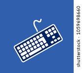 keypad vector illustration | Shutterstock .eps vector #1059698660