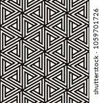 vector seamless pattern. modern ... | Shutterstock .eps vector #1059701726