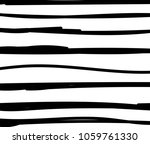 black and white simple... | Shutterstock . vector #1059761330