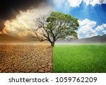environmental and global... | Shutterstock . vector #1059762209