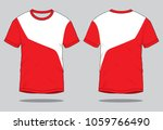 sport t shirt design vector ... | Shutterstock .eps vector #1059766490