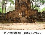 cultural history in ayutthaya | Shutterstock . vector #1059769670