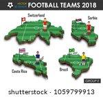 national soccer teams group e . ... | Shutterstock .eps vector #1059799913