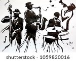 Jazz Band. Jazz Swing Orchestr...