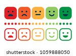 rating satisfaction. feedback... | Shutterstock .eps vector #1059888050
