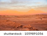 licancabur volcano  san pedro...   Shutterstock . vector #1059891056