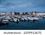 faro   portugal  april 1  2018...   Shutterstock . vector #1059913670