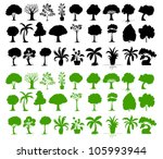 illustration of tree... | Shutterstock . vector #105993944