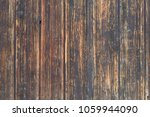 texture of ebony  old boards ... | Shutterstock . vector #1059944090