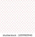 vector seamless pattern. cute... | Shutterstock .eps vector #1059985940