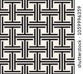 vector seamless pattern. modern ... | Shutterstock .eps vector #1059996359