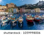 a panorama view of fishing... | Shutterstock . vector #1059998006