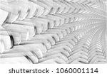 digital fractal art. computer... | Shutterstock .eps vector #1060001114