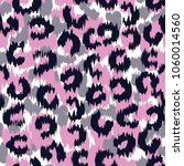 animal leopard seamless pattern.... | Shutterstock .eps vector #1060014560