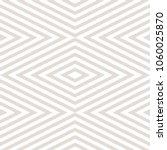 vector geometric seamless... | Shutterstock .eps vector #1060025870