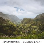 cape verde. gorgeous panoramic... | Shutterstock . vector #1060031714