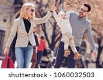 sale consumerism and people... | Shutterstock . vector #1060032503