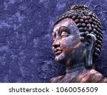 Head Of The Lord Buddha In...
