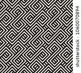 vector seamless pattern. modern ... | Shutterstock .eps vector #1060070894