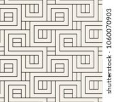 vector seamless pattern. modern ...   Shutterstock .eps vector #1060070903