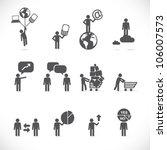 Business Man Metaphors   Figure ...